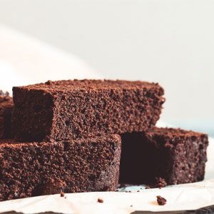 *[NEW]* BROWNIES & PUDDINGS